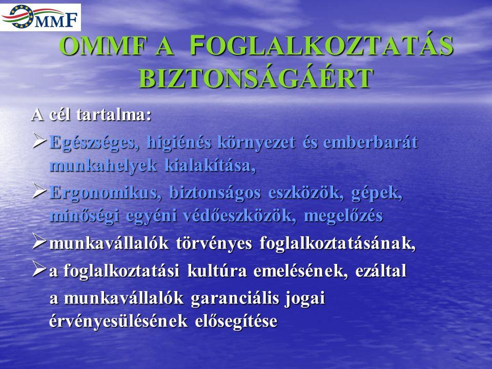 KIT ÉRINT A MUNKA VILÁGA Minden cselekvőképes magyar állampolgár Munkavállaló Munkáltató Az Európai Unió állampolgára és más külföldi állampolgár, ha rendelkezik a szükséges engedélyekkel