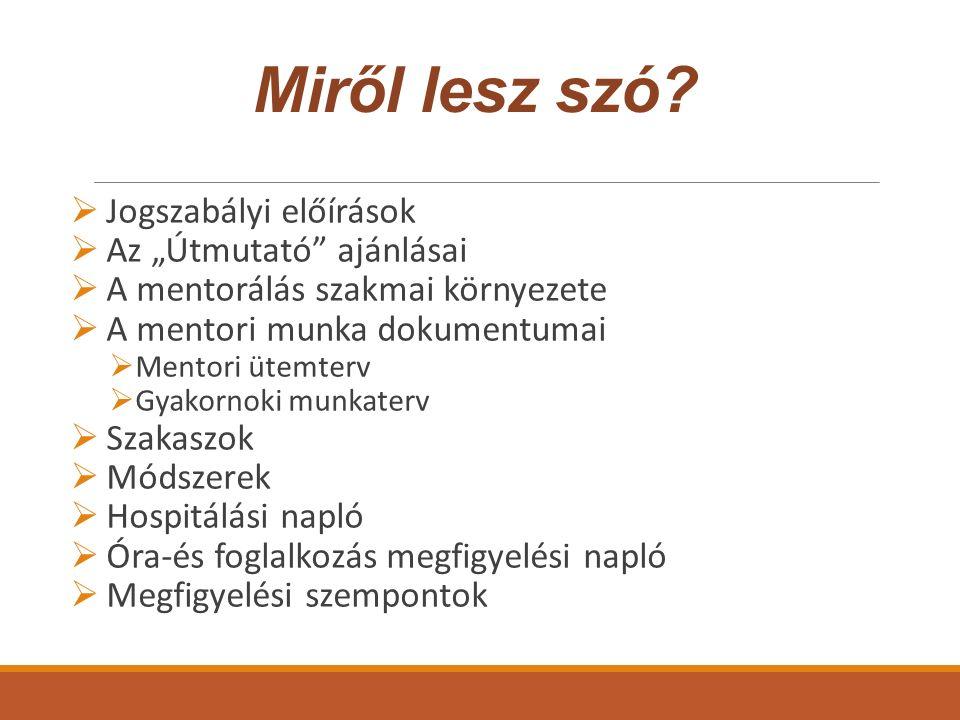 Jogszabályok  326/2013.(VIII. 30.) Korm.
