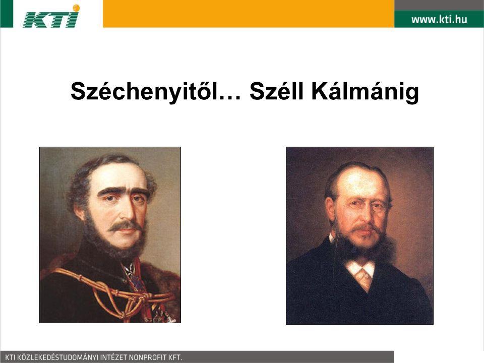 Széchenyitől… Széll Kálmánig