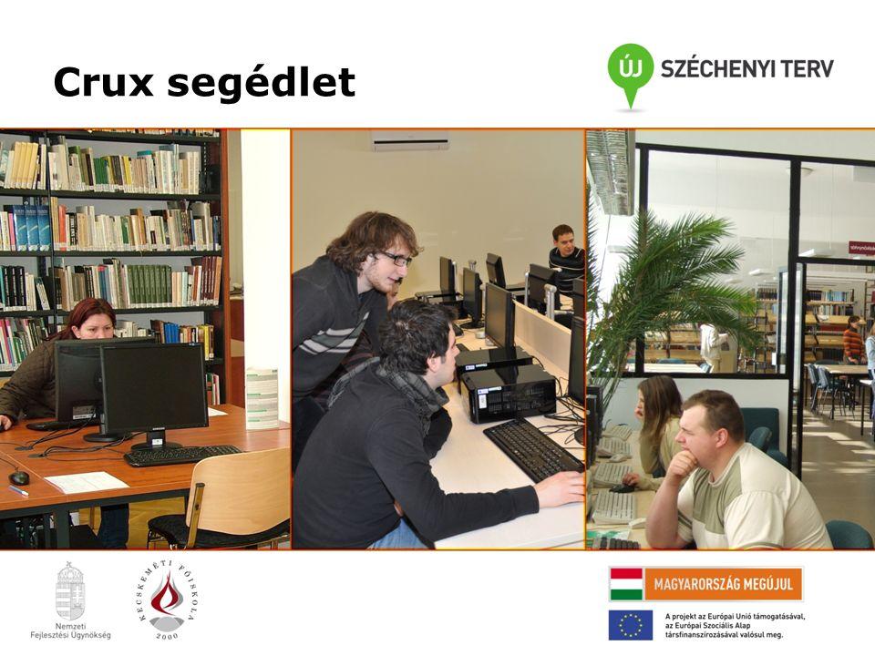 Folyóiratszámok megtekintése Kattintson a 2012/4.szám melletti SFX i- konra.