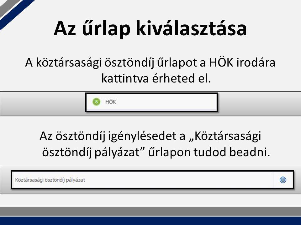 TDK, OTDK, MDK, OMDK részvétel, helyezés Szükséges igazolás Az eredeti oklevél elektronikus változata.