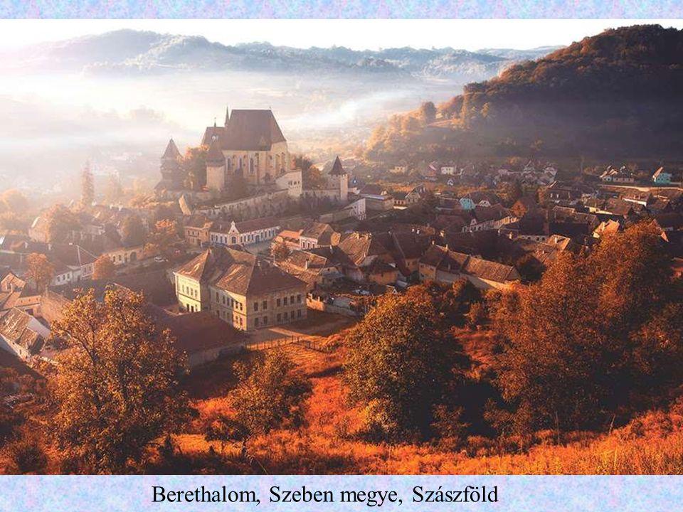 A Bucsecs-hegység, Prahova megye