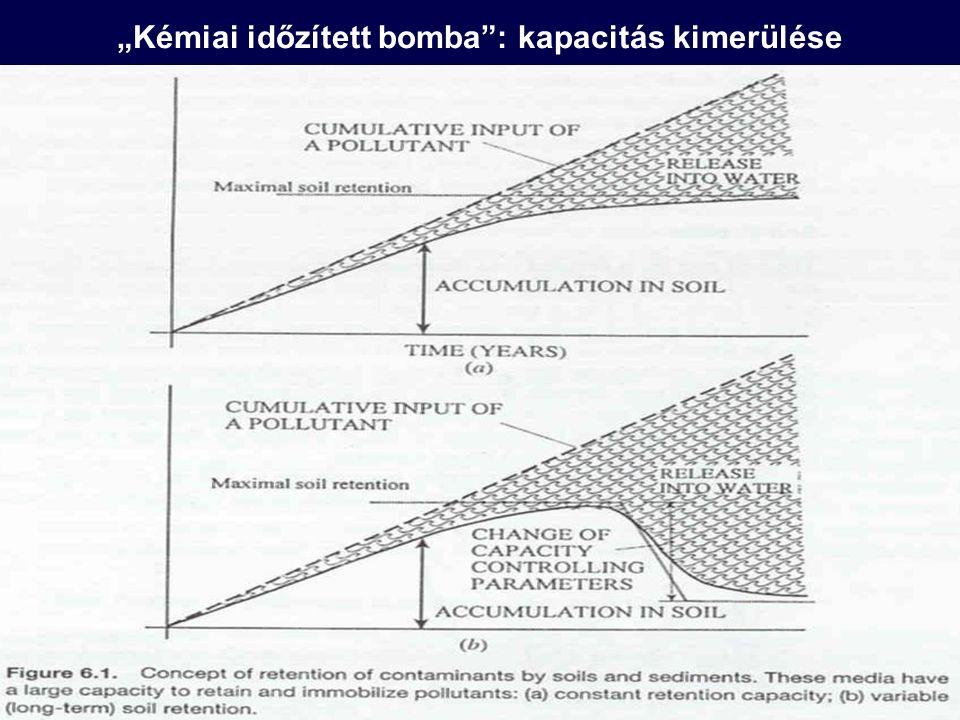 """""""Kémiai időzített bomba : kapacitás kimerülése"""
