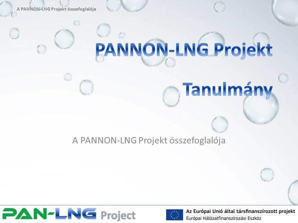 A PANNON-LNG Projekt összefoglalója