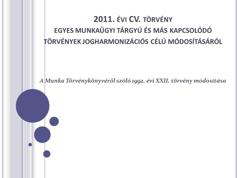 2011. ÉVI CV.