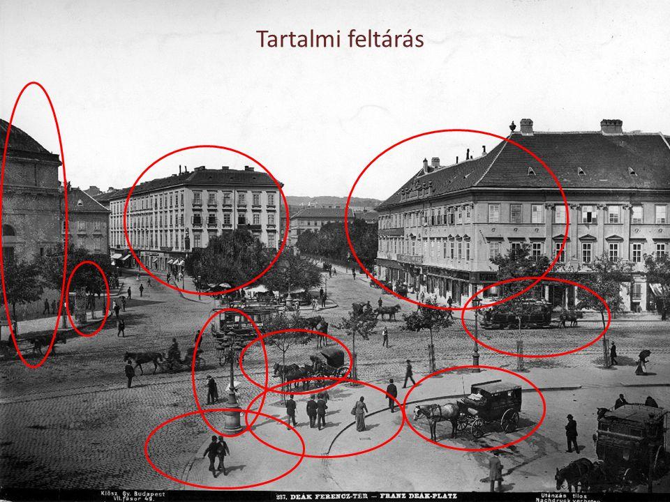2. A fényképek szelekciója, tartalmi feldolgozása, rendezése és leírása/4 Tartalmi feltárás
