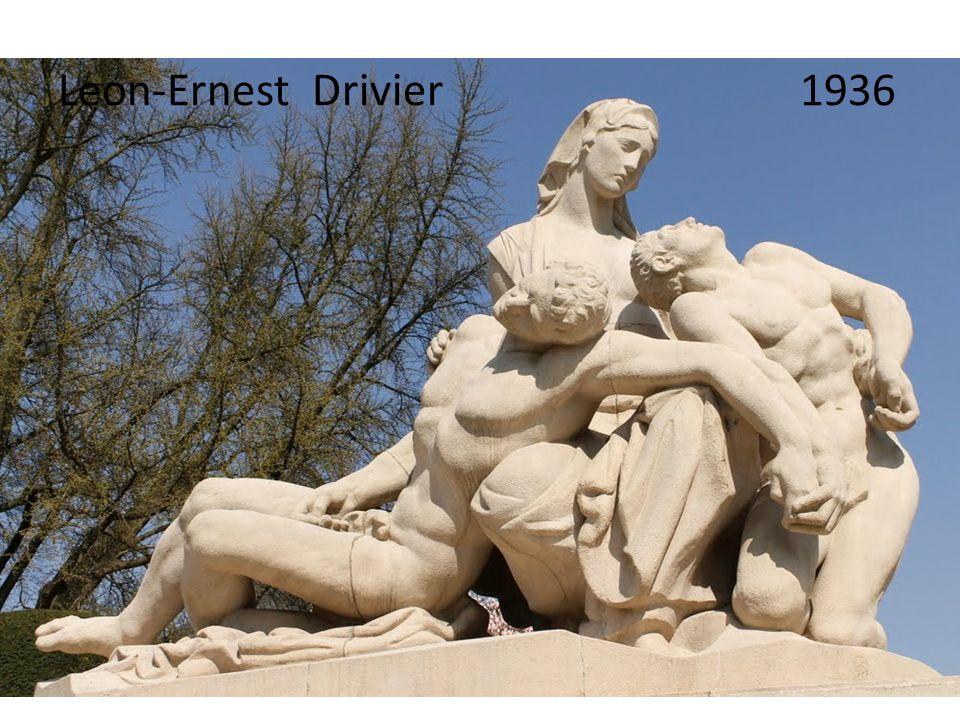 Leon-Ernest Drivier 1936