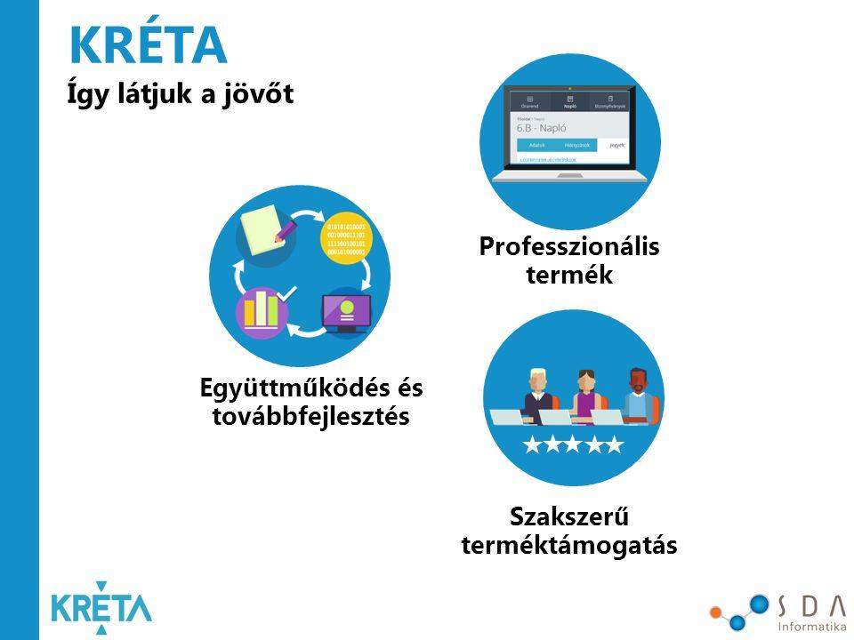 Adminisztráció Számítógép (PC) Laptop, notebook e-Napló Tablet Elektronikus ellenőrző Okostelefonok (Android, iOS, Windows) KRÉTA Eszközök Alkalmazások minden eszközre