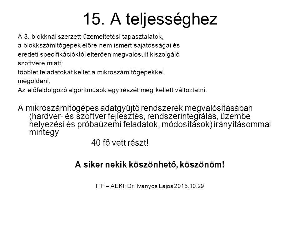 15. A teljességhez A 3.