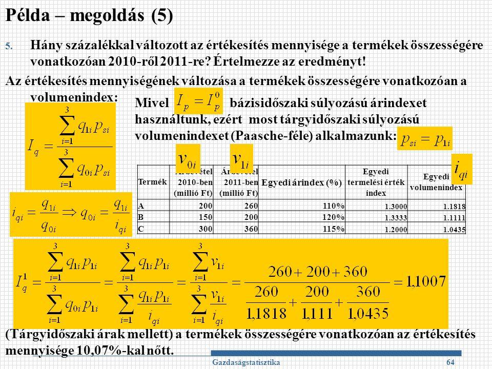 Gazdaságstatisztika64 5.