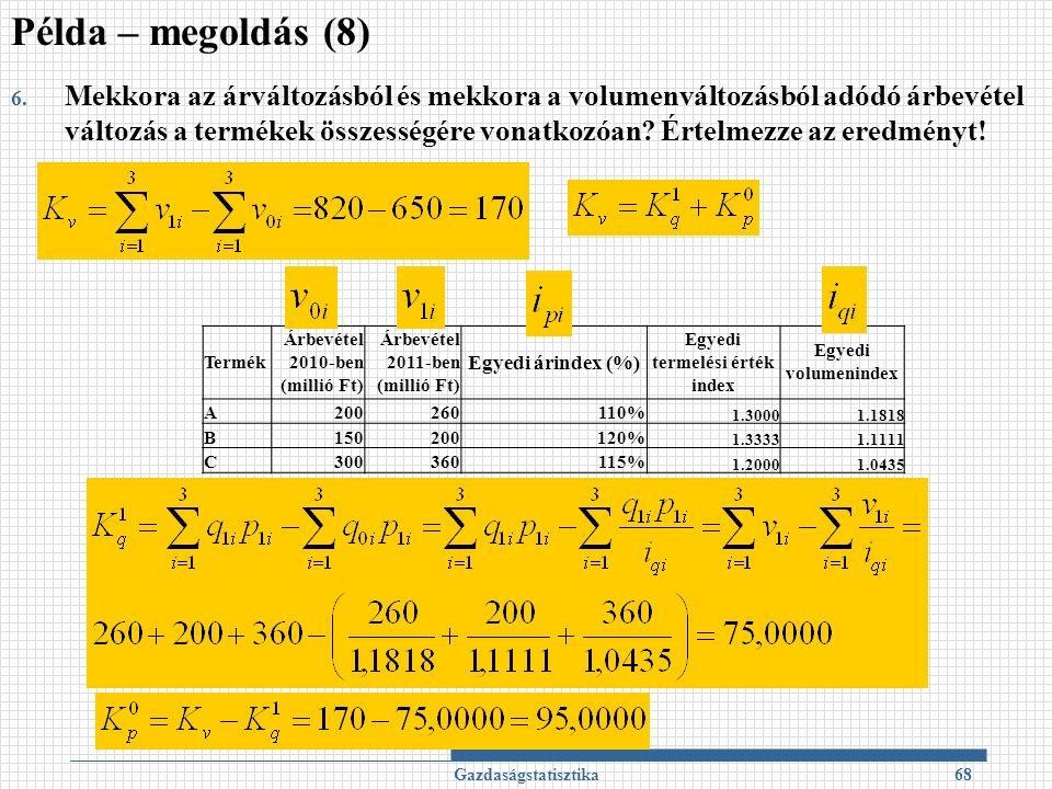 Gazdaságstatisztika68 6.