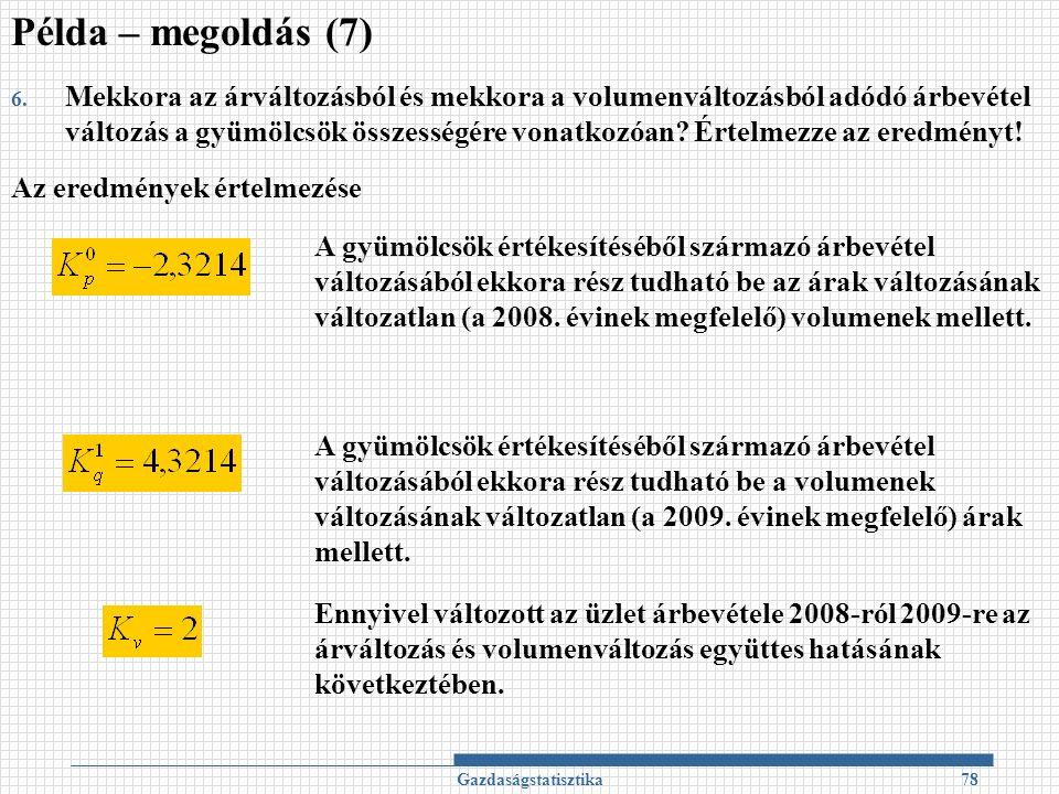 Gazdaságstatisztika78 6.