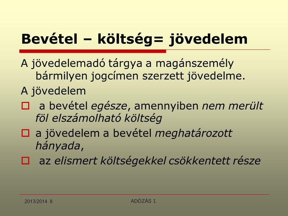 ADÓZÁS I.Új szabályok 2010  Mi az a szuperbruttó.