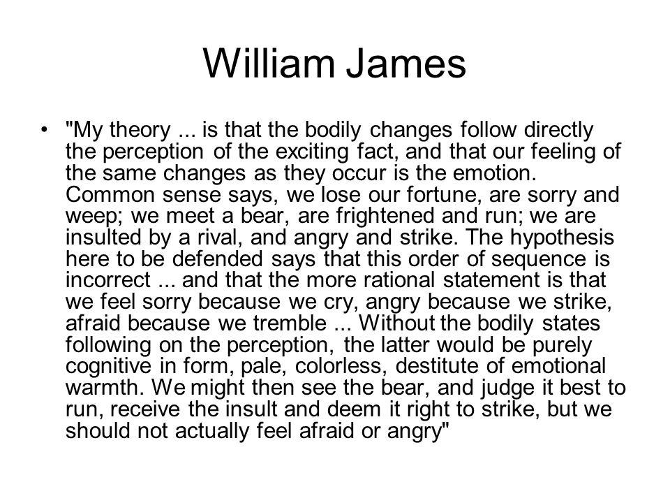 Érzelmek – egy kis elmélet Keith Oatley – Jennifer Jenkins –Általános és nem tudatos arousal –Tudatos kiértékelés, információ James – Lange elmélet: arousal, érzelem Cannon: lassú, mesterséges növelés nem működik, nem differenciált Kognitív kiértékelés