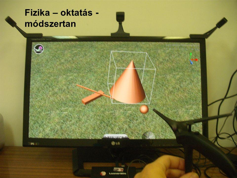Fizika – oktatás - módszertan