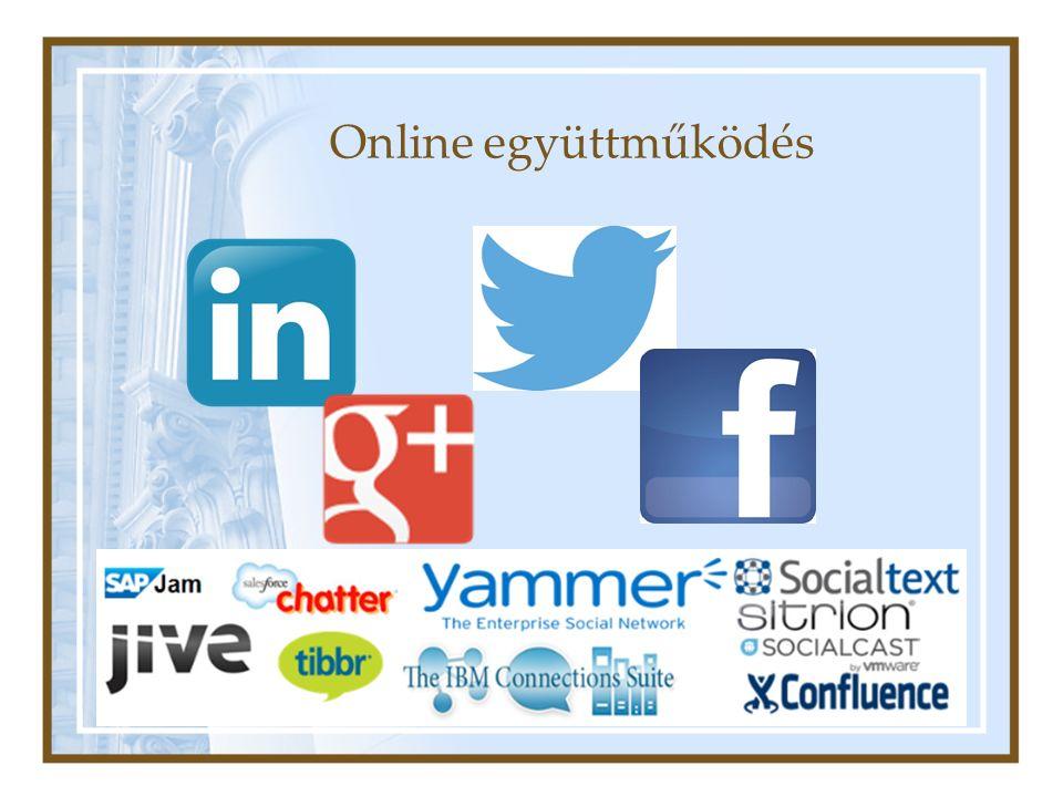 Online együttműködés