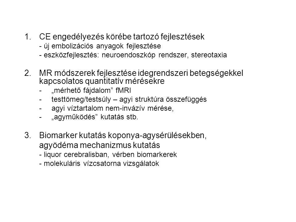 """""""HELP Embolizáló Készítmény Előállítása """"HELP Embolizáló Készítmény Előállítása [PTE ÁOK & OEC Gyógyszerészeti Intézet és Egyetemi Gyógyszertár: eng."""
