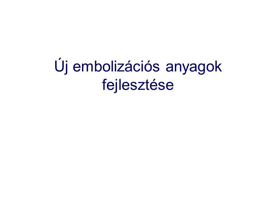 Kezdeti klinikai tapasztalatok ETT TUKEB engedély 2003 Tudományos előadások: – Val d'Isère, 2004 – European Association of Neurosurgical Societeies, 2004 – Val d'Isère, 2005 – MTA, 2005 –MGYT 2006 Leszűkített indikáció