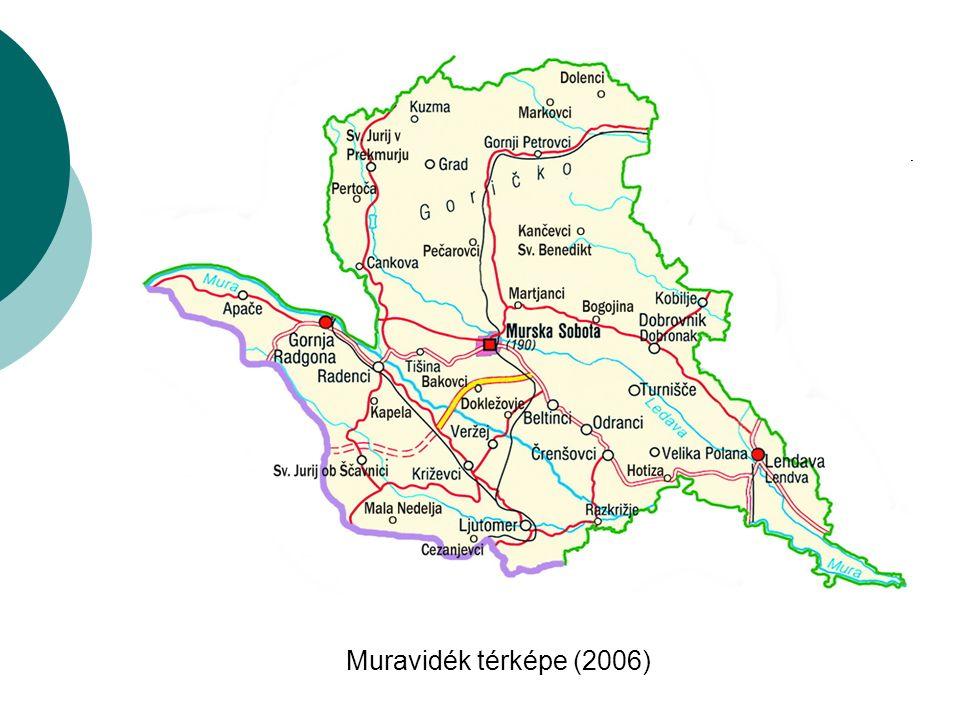 Muravidék térképe (2006)