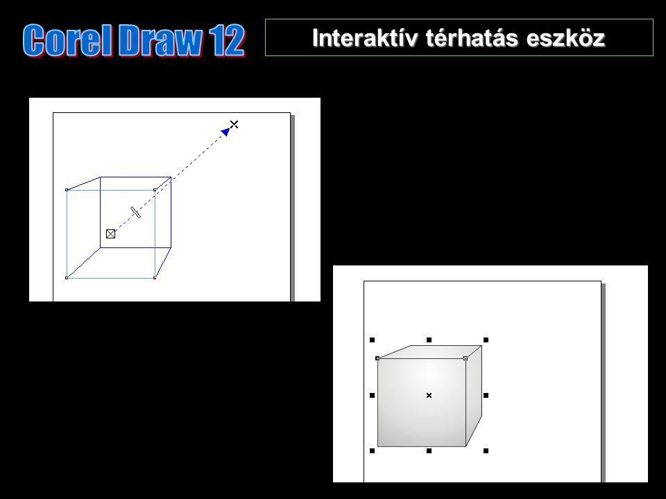 Interaktív térhatás eszköz