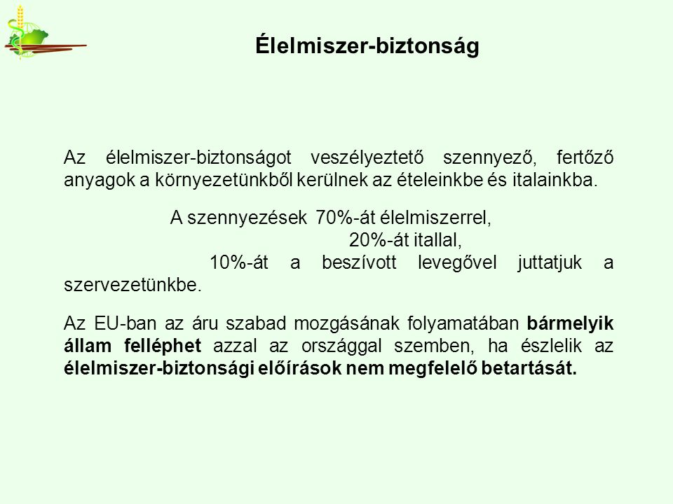 Műtrágya-felhasználási előrejelzés az EU-ban 1999-2009 közötti időszakra Csökkenteni kívánják a: N felhasználást7%-kal P felhasználást10%-kal K felhasználást4%-kal De emellett, ezen időszak alatt pl.