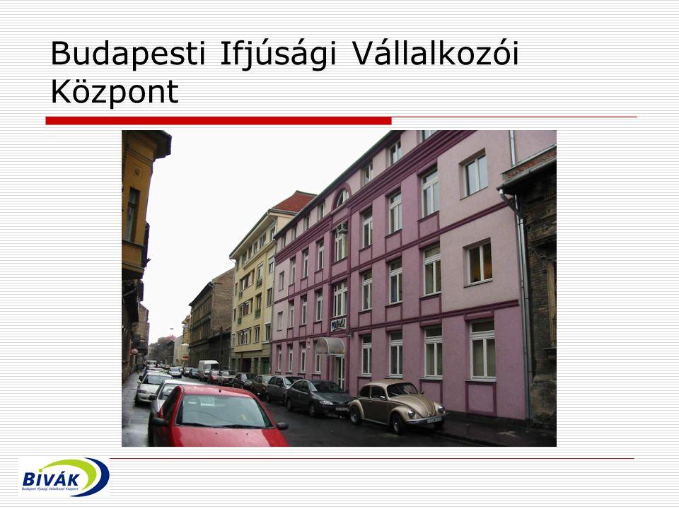 Budapesti Ifjúsági Vállalkozói Központ