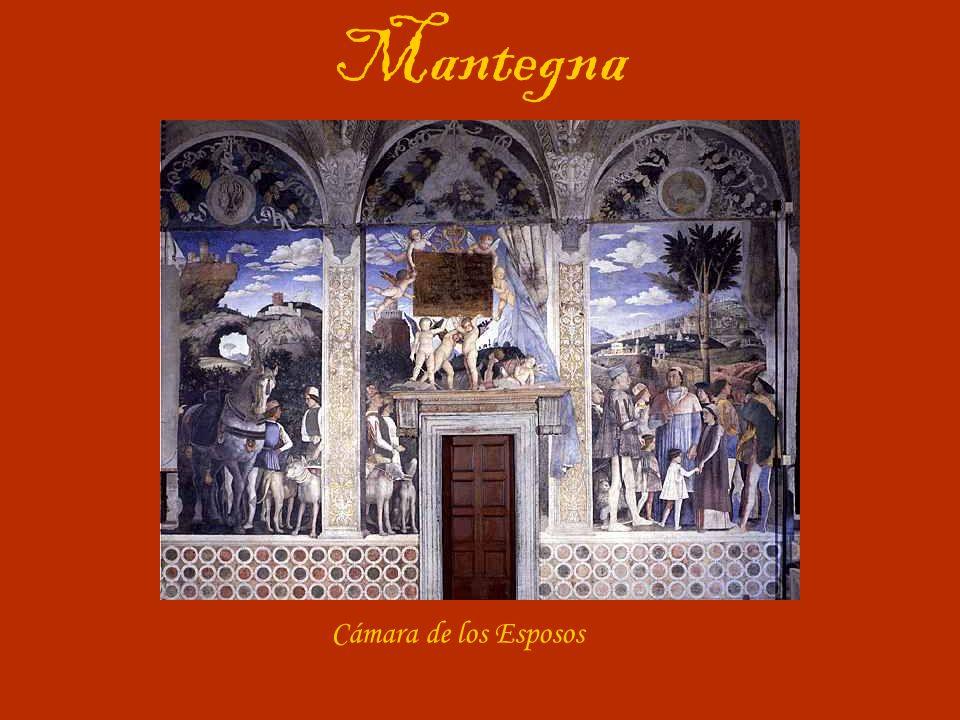 Mantegna Cámara de los Esposos