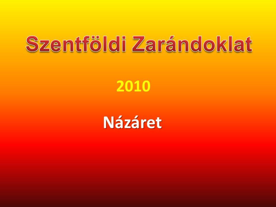 2010 Názáret Názáret