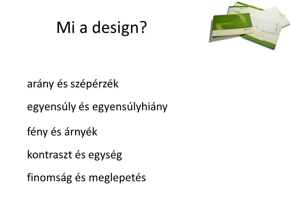 Mi a design.
