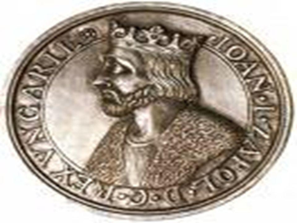 """Ulászló (1490-1516) Gyenge kezű Erélytelen """"Báb 1514 Dózsa György"""