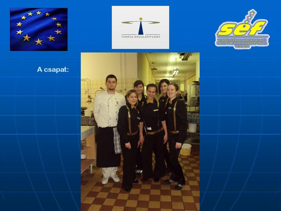A csapat: