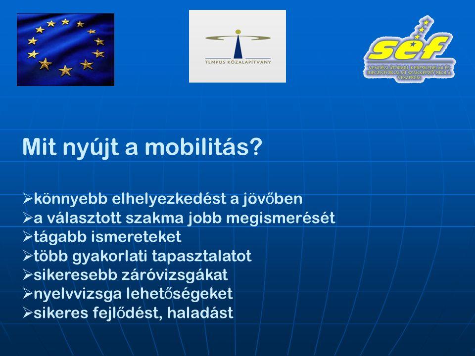 Mit nyújt a mobilitás.