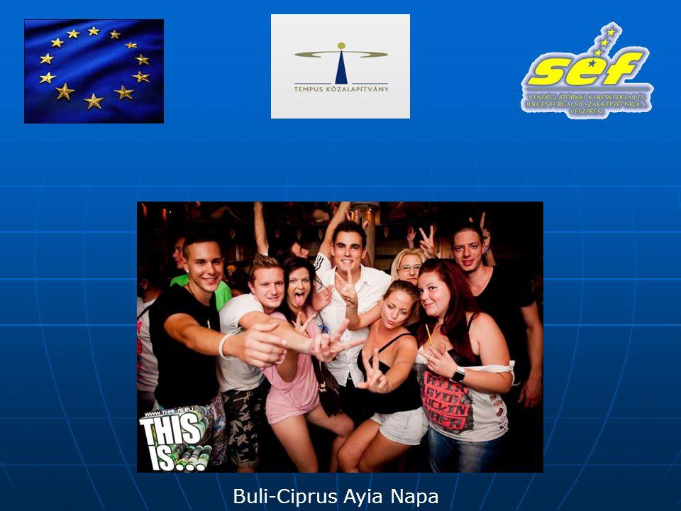 Buli-Ciprus Ayia Napa