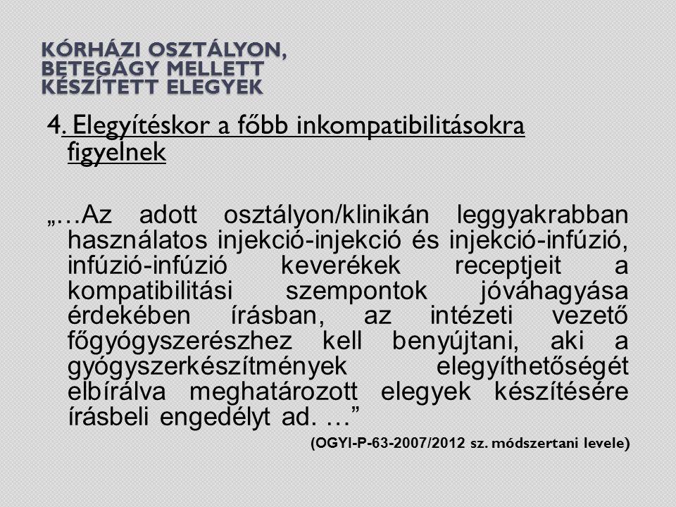 KÓRHÁZI OSZTÁLYON, BETEGÁGY MELLETT KÉSZÍTETT ELEGYEK 4.