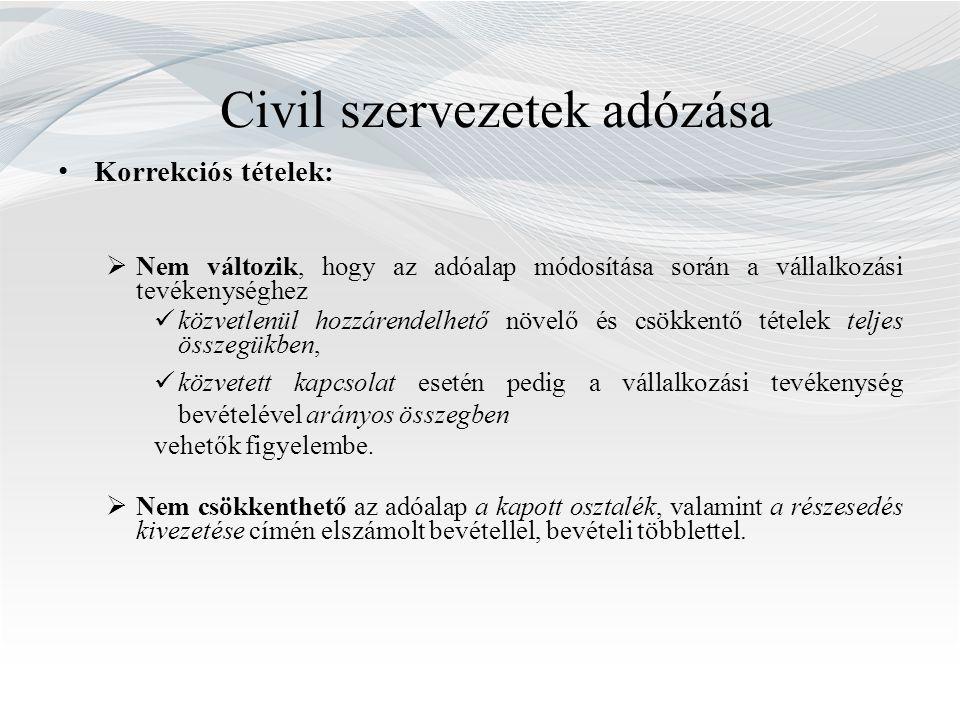 Progresszív mentesítés (28.§ (2) bek.) 2015.