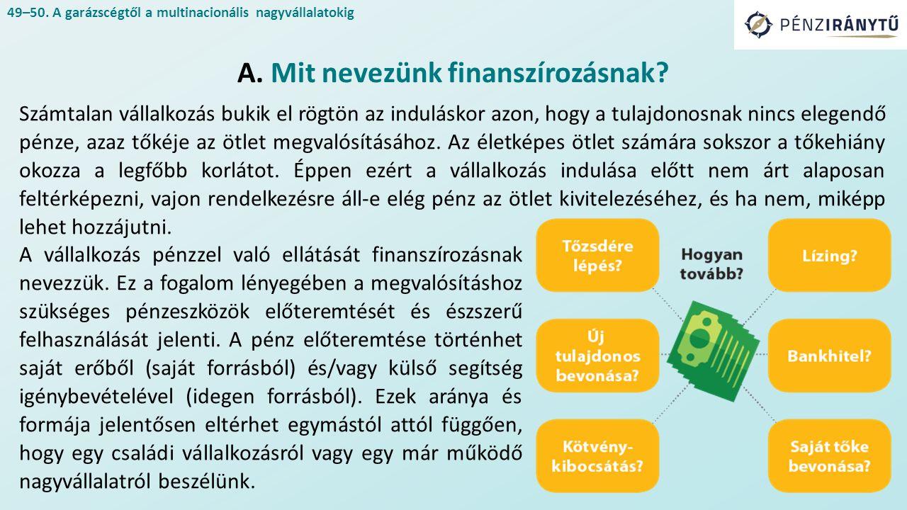 Számtalan vállalkozás bukik el rögtön az induláskor azon, hogy a tulajdonosnak nincs elegendő pénze, azaz tőkéje az ötlet megvalósításához.