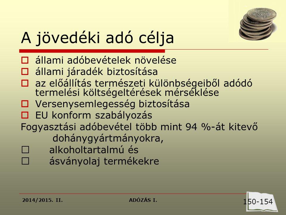 2014/2015.II.ADÓZÁS I. Kecskeméti adócsalás  1993.