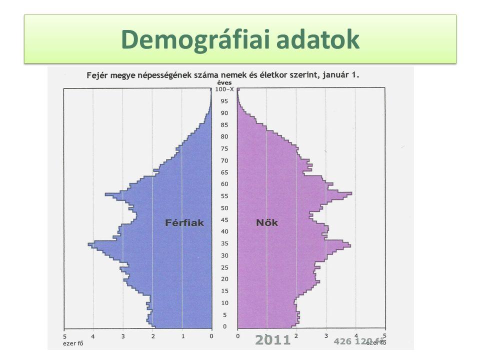 Demográfiai adatok