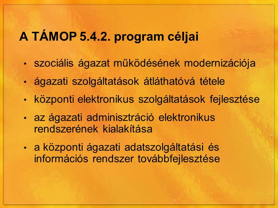 A TÁMOP 5.4.2.