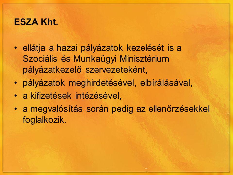 ESZA Kht.