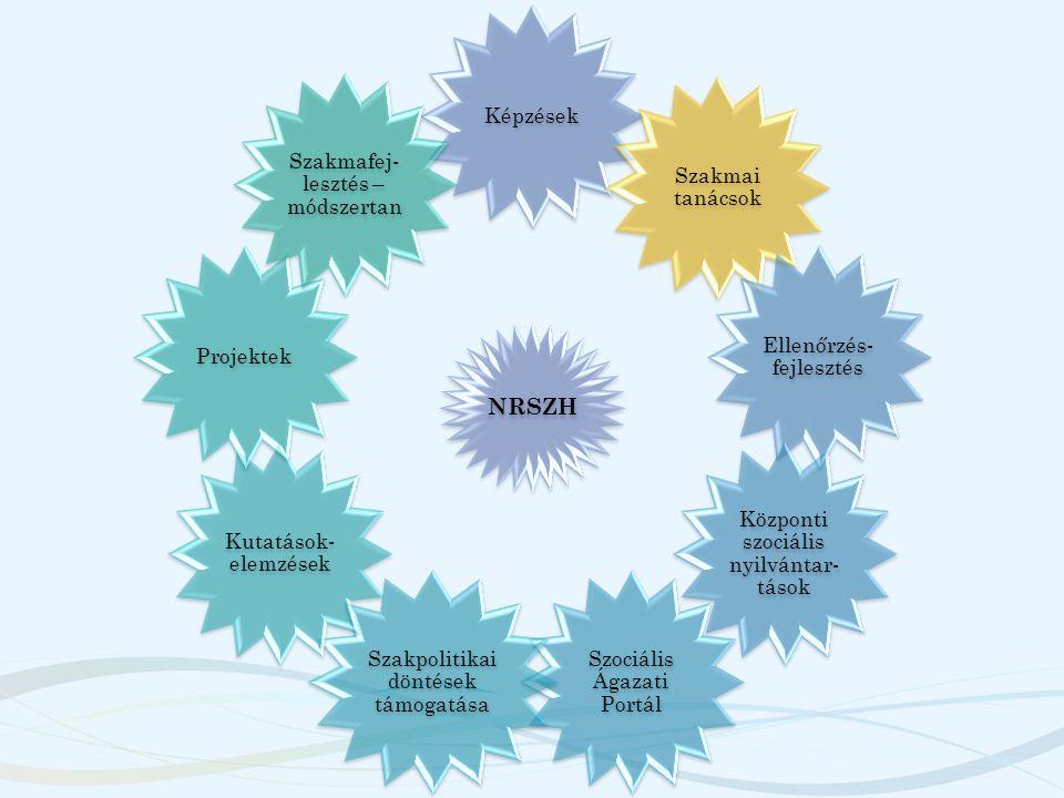 Szakmai tanácsok Az ágazat szakmai egyeztetési fórumrendszerének újragondolása (új, szakmai véleményező, javaslattevő és egyeztető testület létrehozása) (EMMI felkérés).
