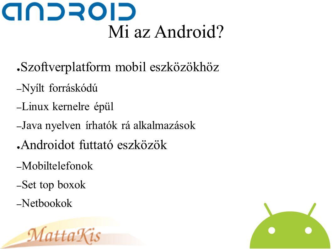 Mi az Android.