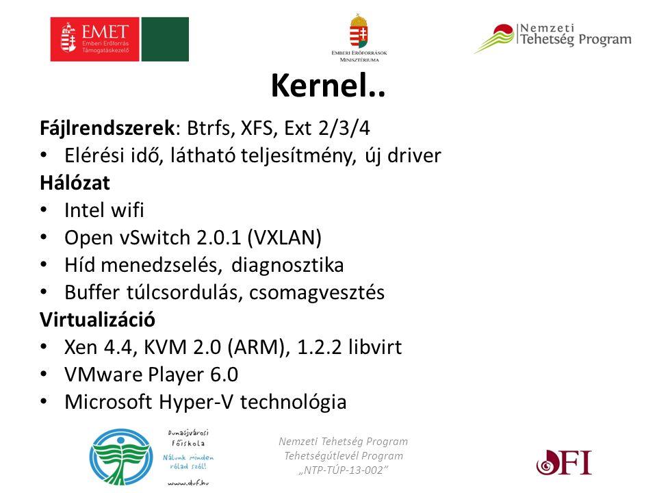 Kernel..