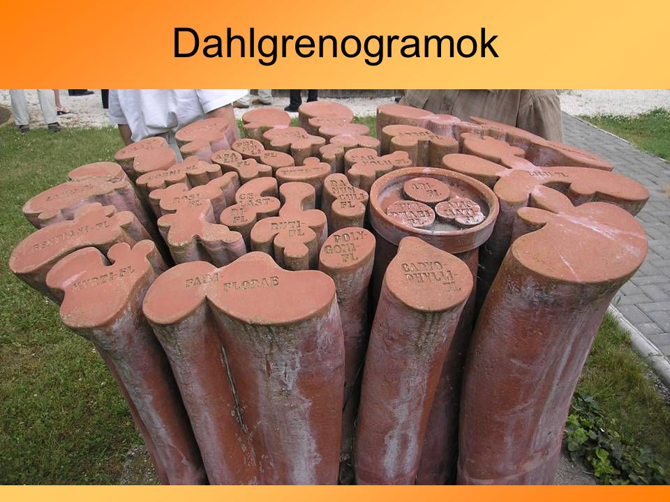 Dahlgrenogramok