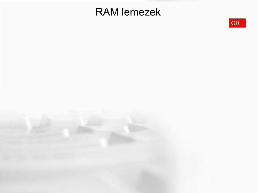 RAM lemezek OR