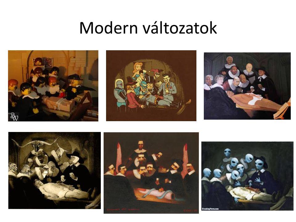 Modern változatok