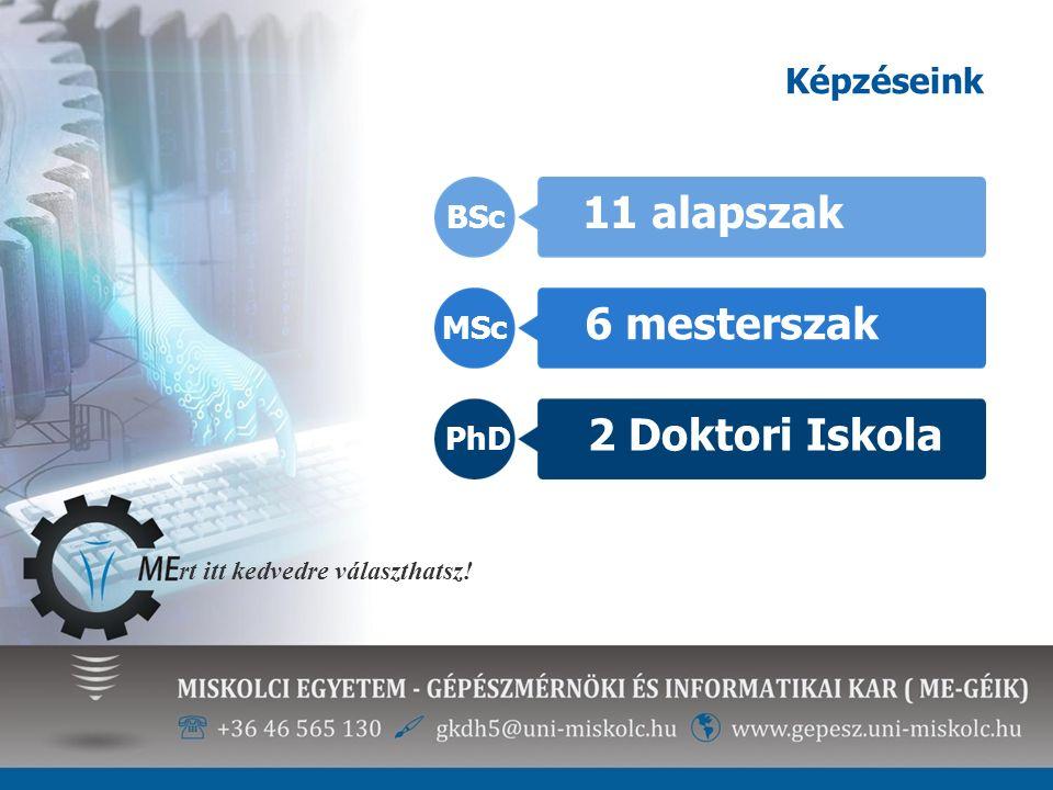 """Sávok és specializációk Energetikai mérnöki alapszak (BSc) Az """"okos gépek mérnöke."""