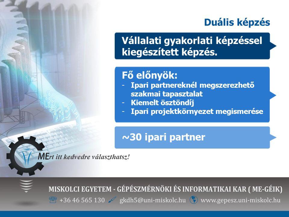 Sávok és specializációk Energetikai mérnöki alapszak (BSc) Informatika: a határtalan lehetőségek technológiája.