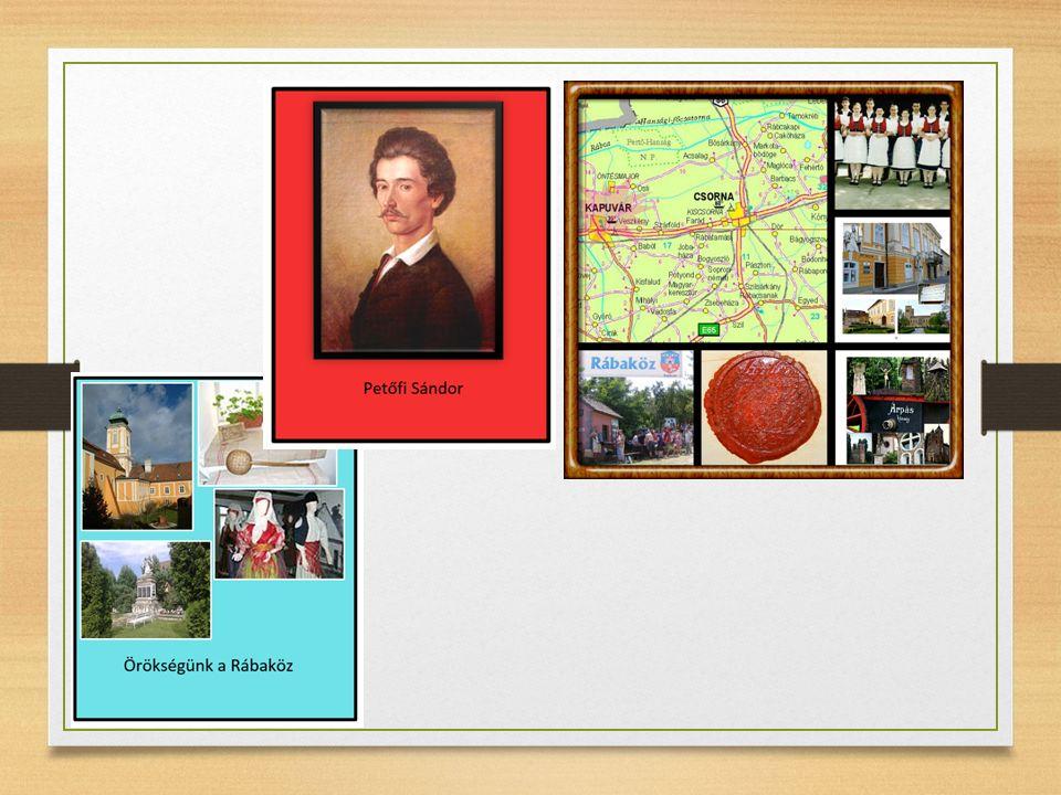 Borító tervezés Tervezzék meg Petőfi szülőföldemen című digikönyv borítóját!
