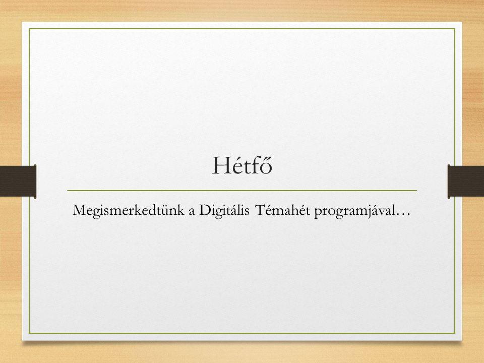 Magyar nyelv és irodalom műveltségterület projektje 5. osztály